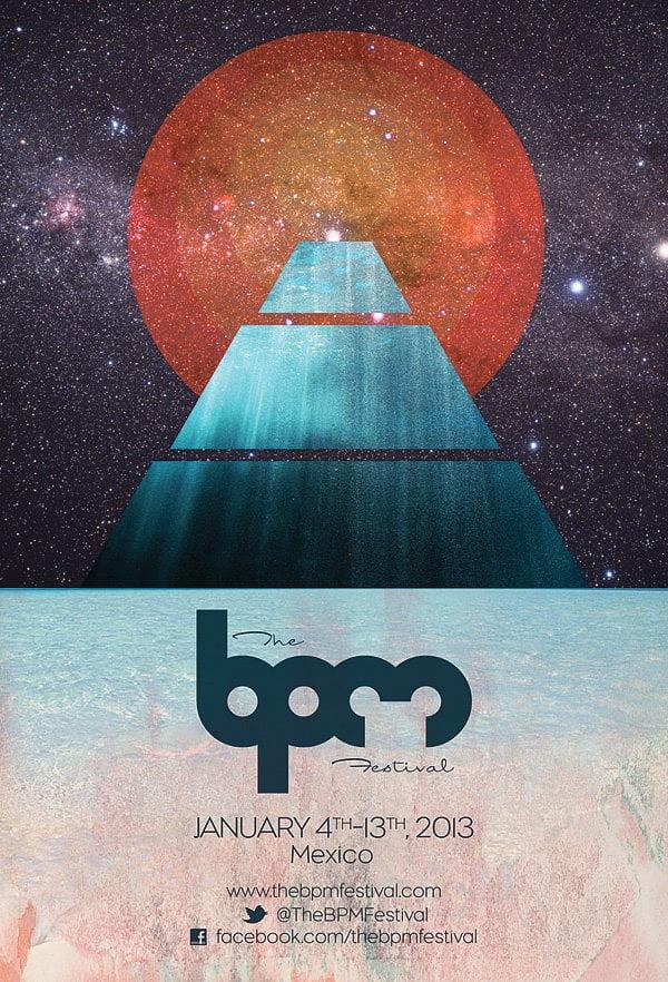 The BPM Festival 2013 anuncia su primera fase del Line Up