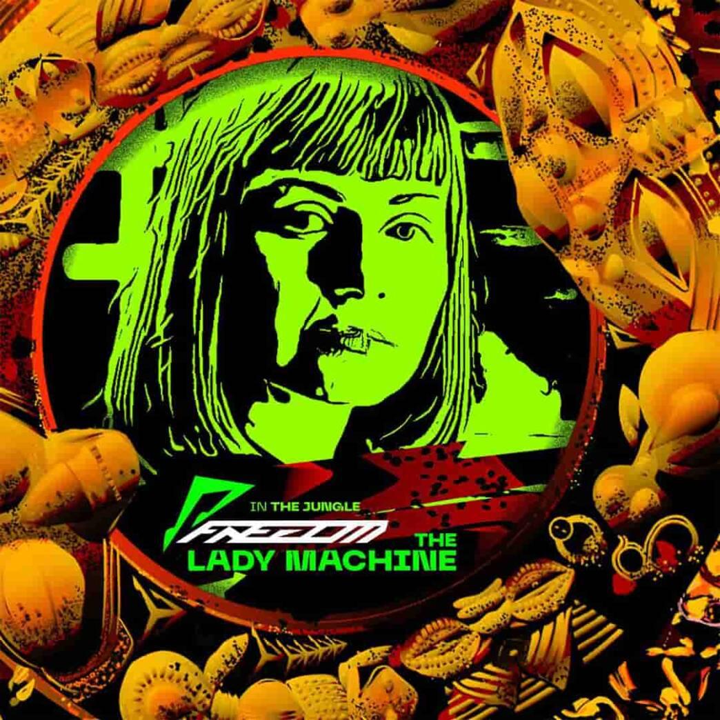 The Lady Machine: La Brasileña del groove implacable y despiadado para bailar de principio a fin en el #FDM221
