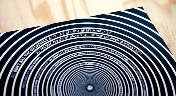 ¿Sabe usted la diferencia entre un LP, un EP y un sencillo? #1