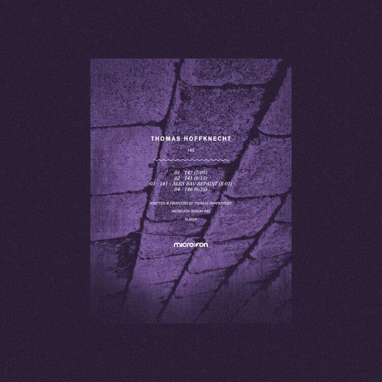 Thomas Hoffknecht anuncia EP y remix de Alex Bau