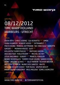 Time Warp Holland 20121