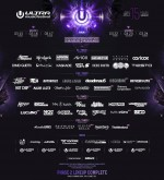 Ultra Music Festival 2013 Line Up Phase 2
