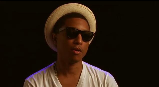 Video: Daft Punk | Random Access Memories | The Collaborators: (Episode 4: Pharrell Williams)
