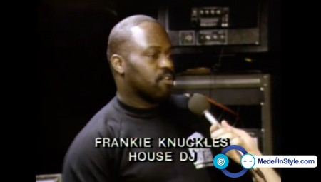 Video: Frankie Knuckles at Power House Club – 1986