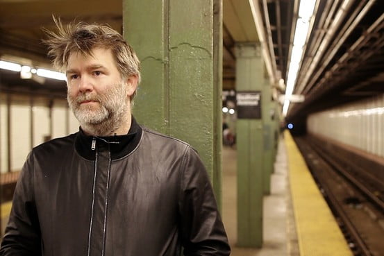Video James Murphy y su proyecto con el Metro de New York