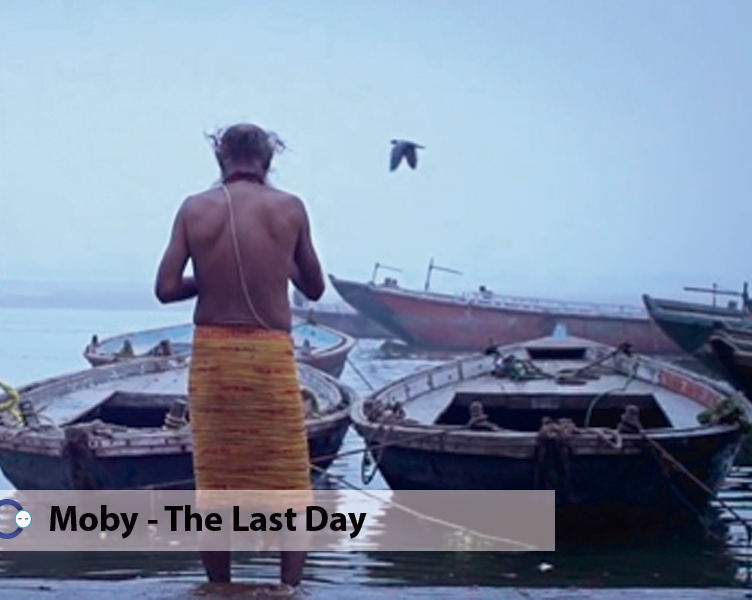 Video Moby – The Last Day with Skylar Grey
