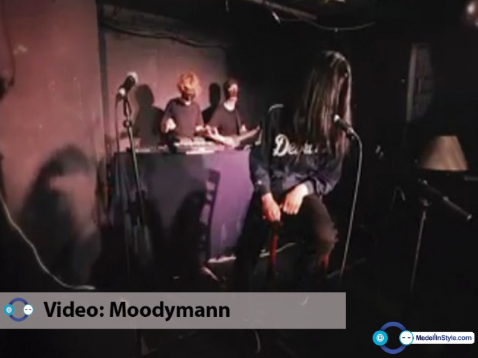 Video: Moodymann – Freeki Mutha F cker - Live in Japan