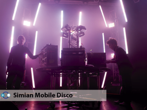 Video: Simian Mobile Disco – Jam Side Up
