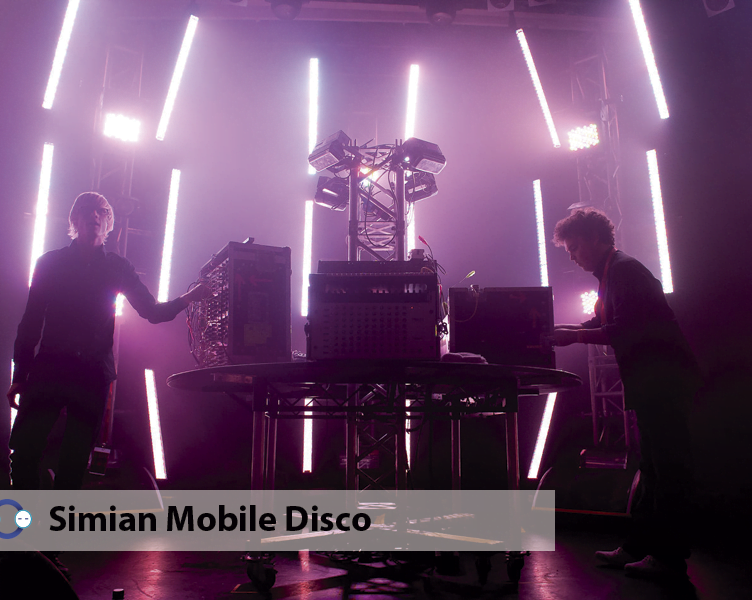 Video Simian Mobile Disco – Jam Side Up