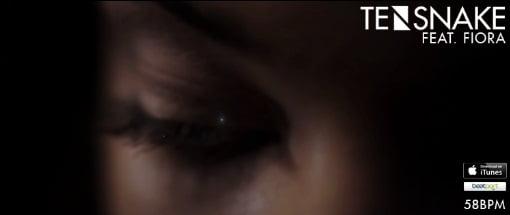 Video: Tensnake Feat. Fiora - 58 BPM