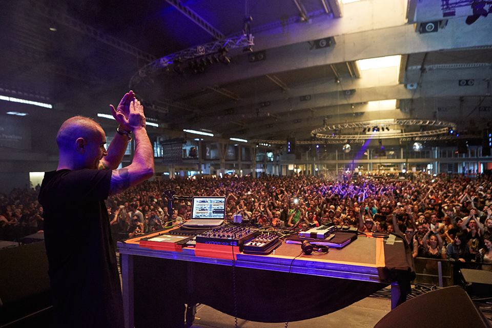 Videos: Revive varias actuaciones de Sónar 2016