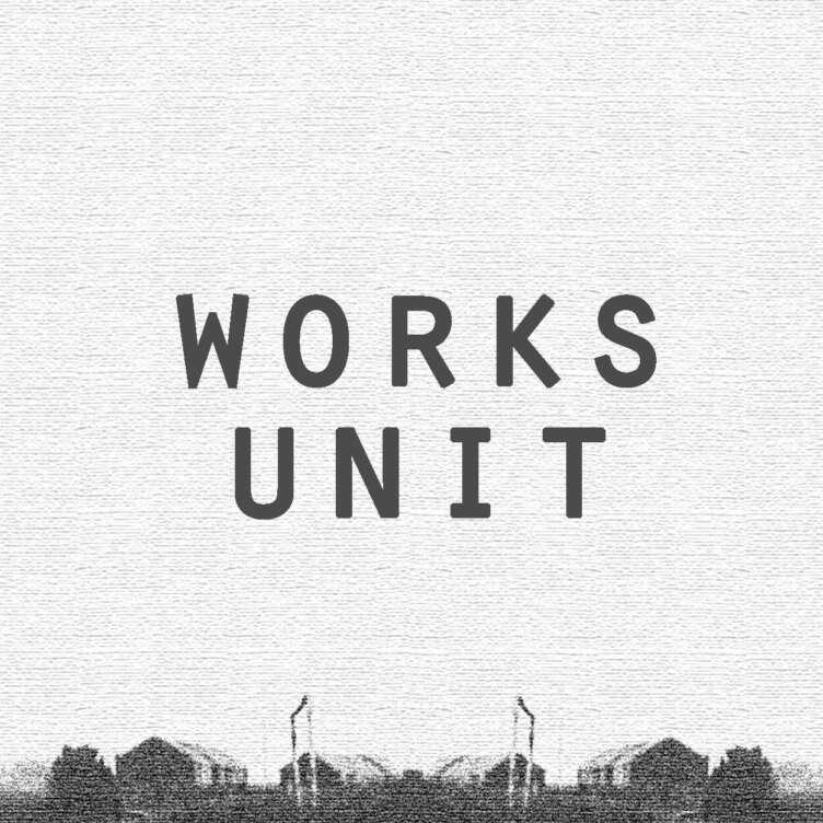 WORKS UNIT Label Logo