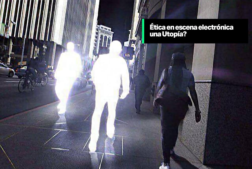 Ética en escena electrónica una utopía?