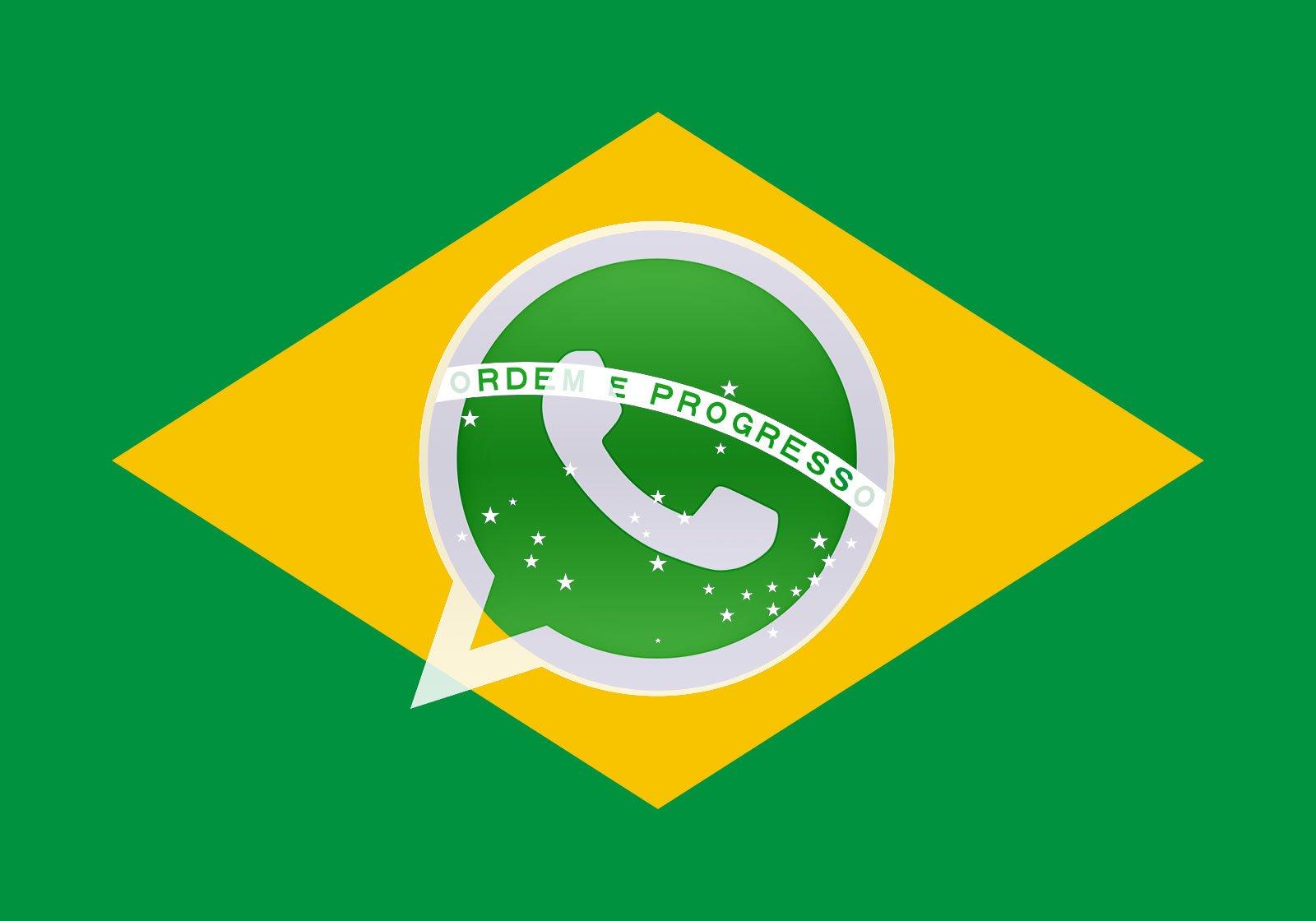 Un Juez de Brasil manda bloquear Whatsapp por 48 Horas