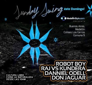 YA Sunday Swing en Buenos Aires