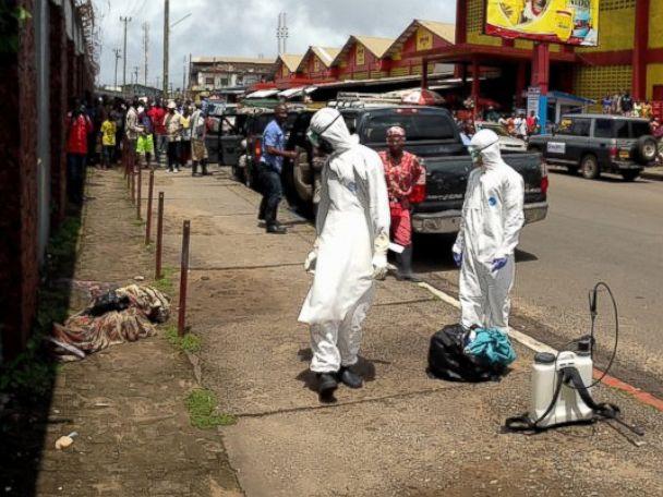 Shocking: Vuelve a la Vida una persona que daban por muerto de Ébola