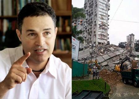 ¿Y dónde está el Alcalde de Medellín?