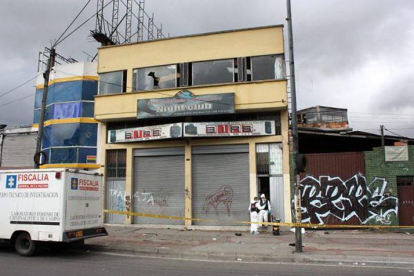Muertes en discoteca de Bogotá: Fue asesinato de la Policia, no una cadena de errores