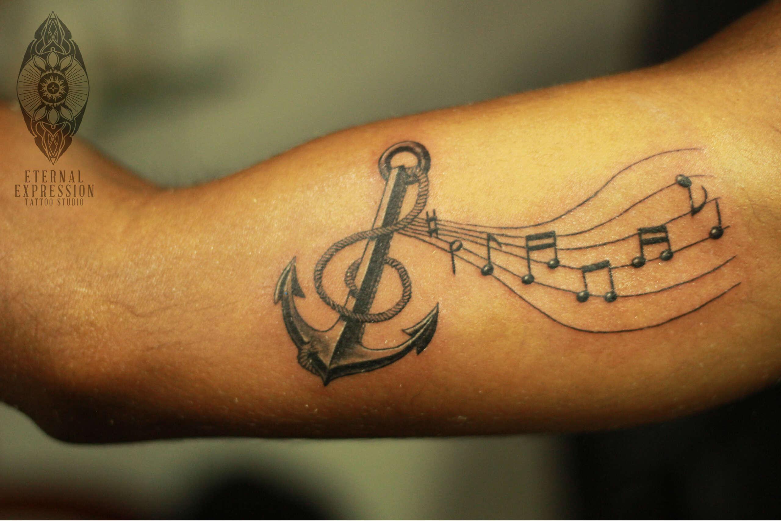La música como Anclaje Personal.