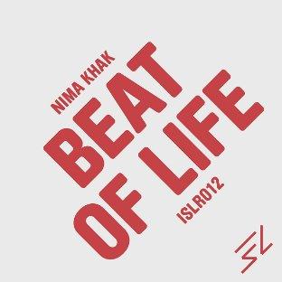 Buzztrack: NIMA KHAK - BEAT OF LIFE con Remix de Alexi Delano