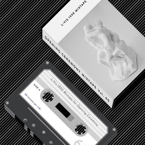 L-Vis 1990 presenta una contribución con Opening Ceremony entregando un Mixtape...