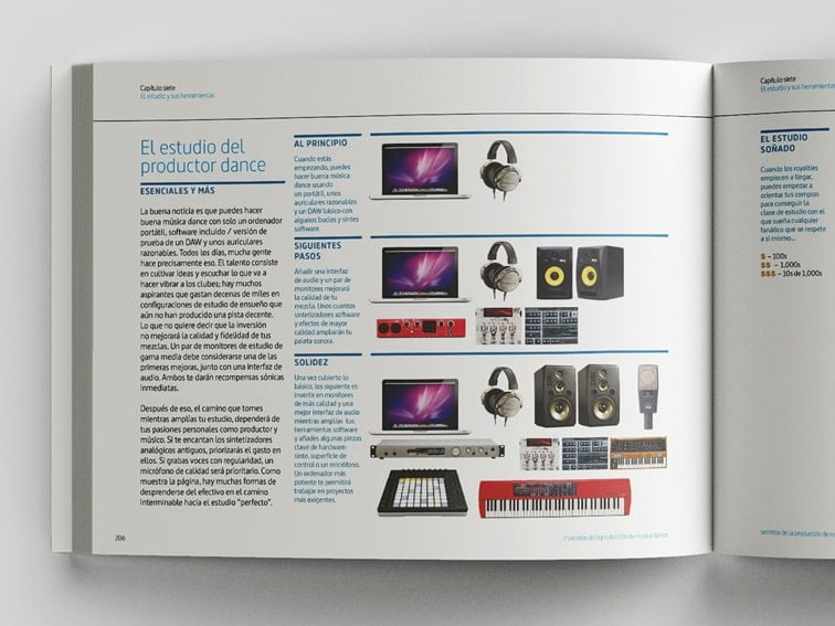 Attack Magazine lanza versión en español de 'The Secrets of Dance Music Production'