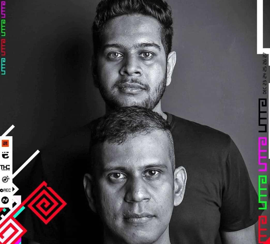AUDIO UNITS, microcosmo circundante proveniente de India ¡Artista UTTA!