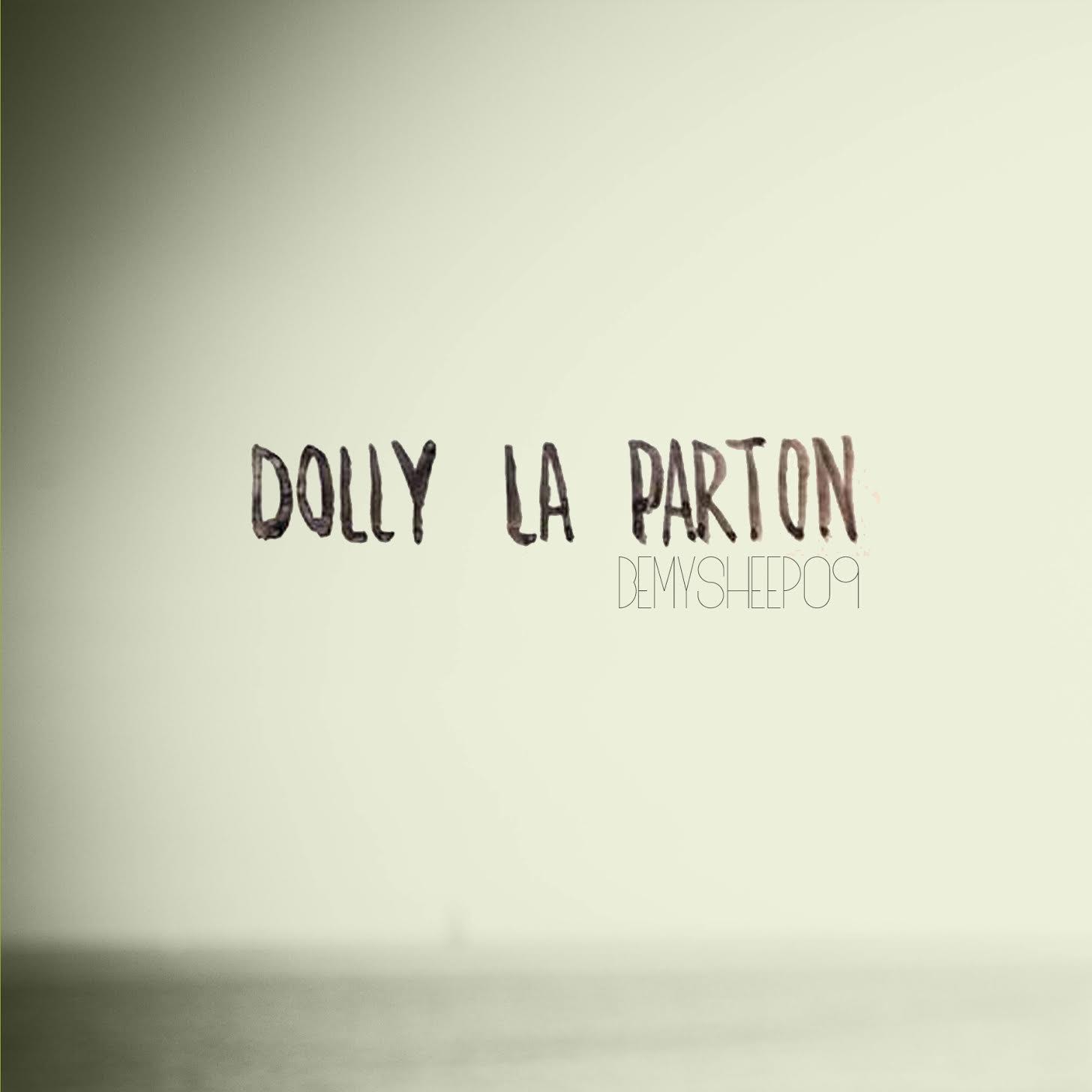 Dolly La Parton presenta el Bemysheep 09