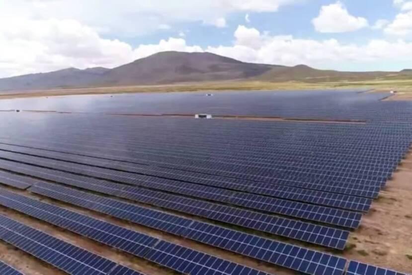 En Bolivia está la planta solar más alta del mundo