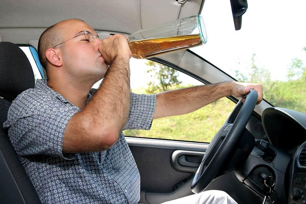 borracho2 Así quedan las sanciones por conducir embriagado