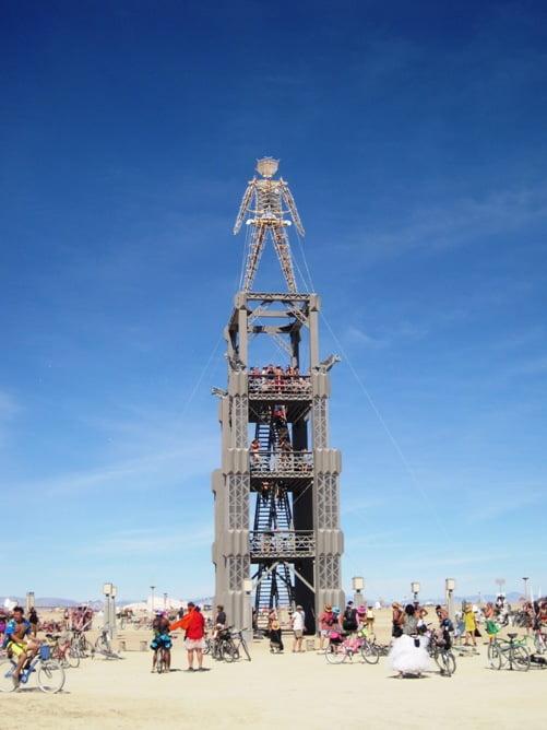 Burning Man 2011, el festival de arte psicodélico en el desierto de Nevada (FOTOS)