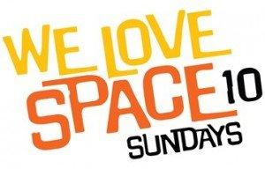 We Love Sundays @ Space Ibiza, Line ups.
