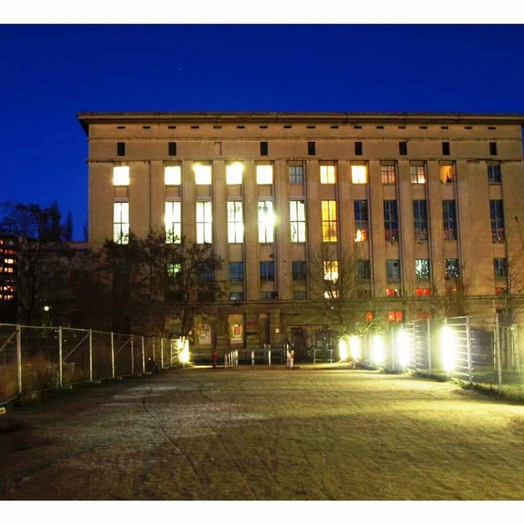 El mítico club berlínes Berghain reabre sus puertas desde éste 2 de Octubre