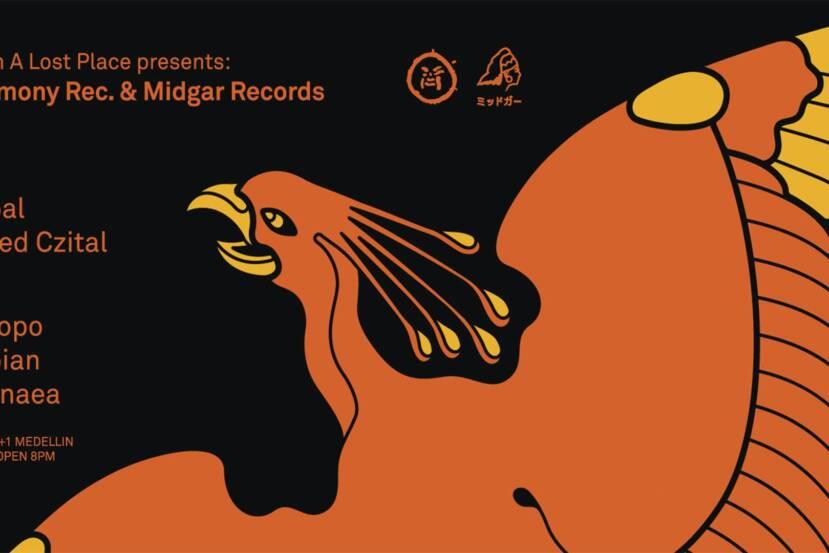 From A Lost Place presenta line up de lujo junto a Harmony y Midgar Records este viernes en Calle 9+1