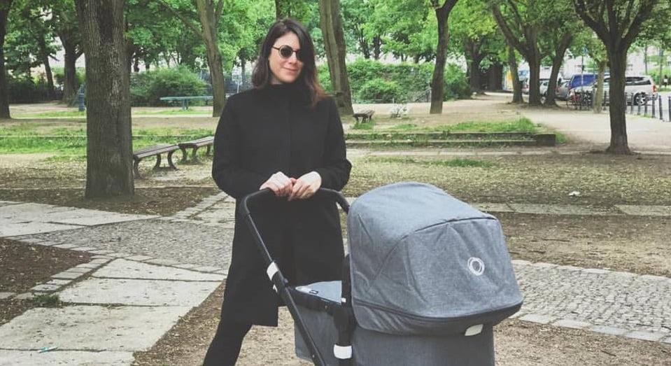 Entrevista a Camea para Highsnobiety: Maternidad y performance