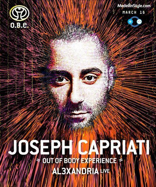 JOSEPH CAPRIATI: Su historia en Medellín y la contribución para el desarrollo de la escena