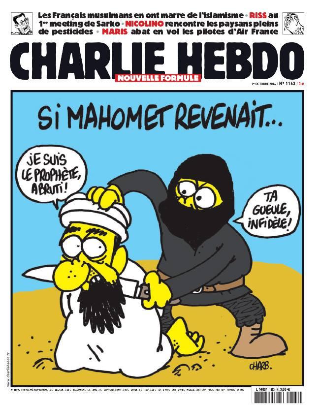 Allahu Akbar! Charlie Hebdo