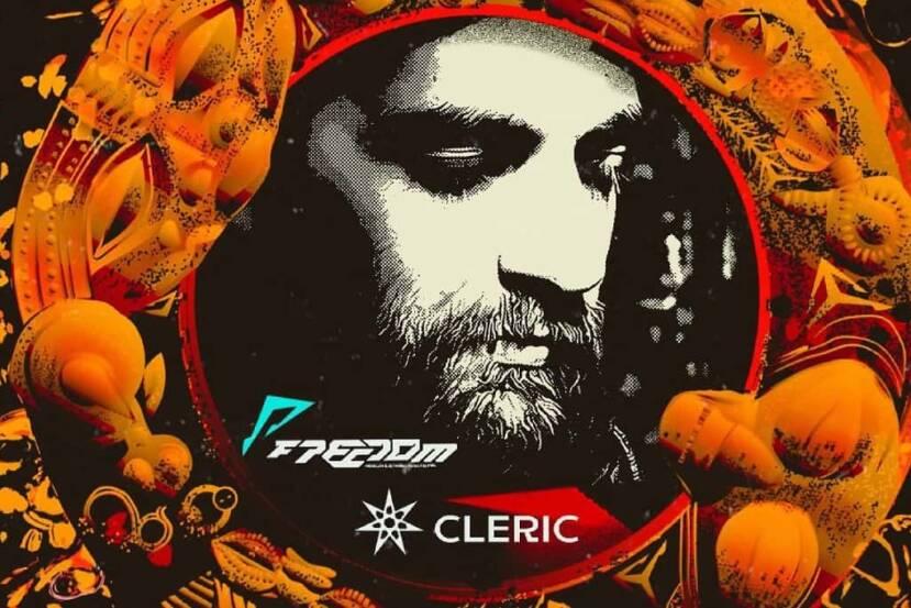 CLERIC: Élite de la nueva oleada del Techno para FREEDOM Festival 2021
