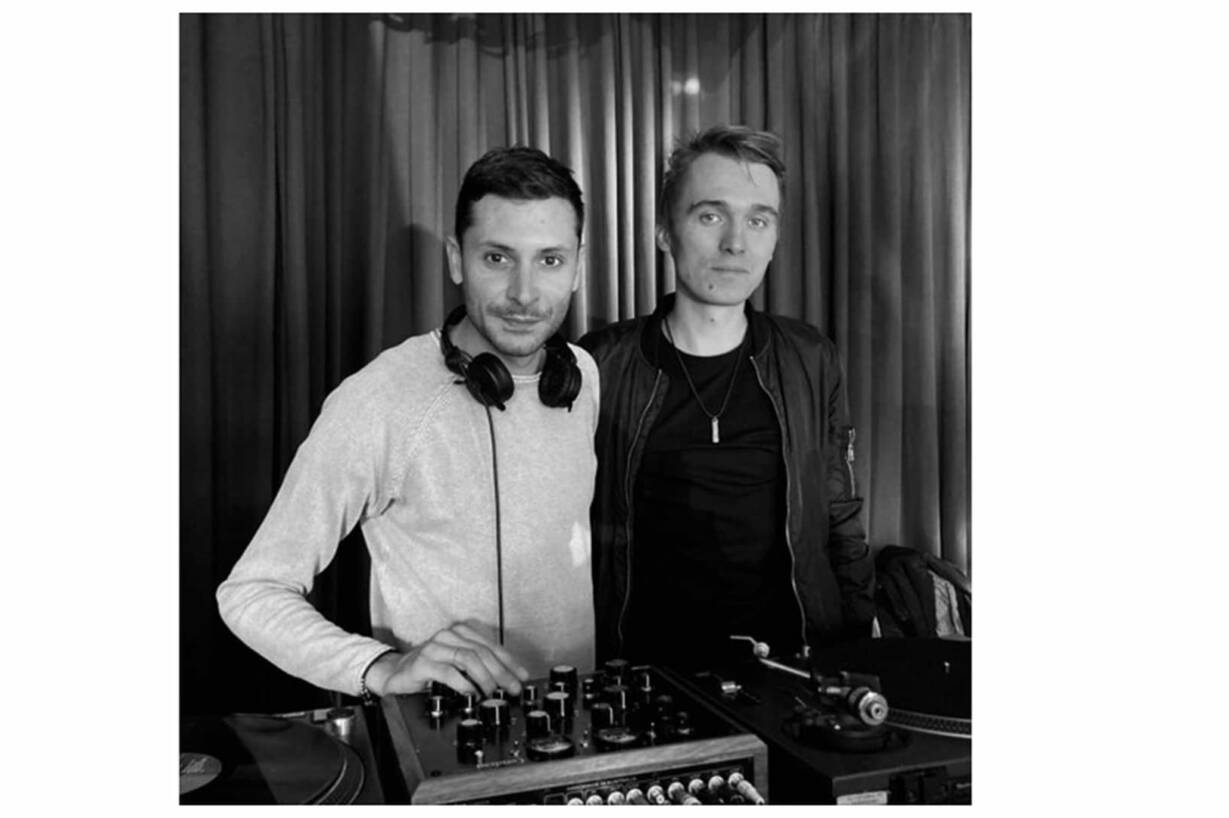 Claudio PRC & Blazej Malinowski se unen para la tercera referencia de 012