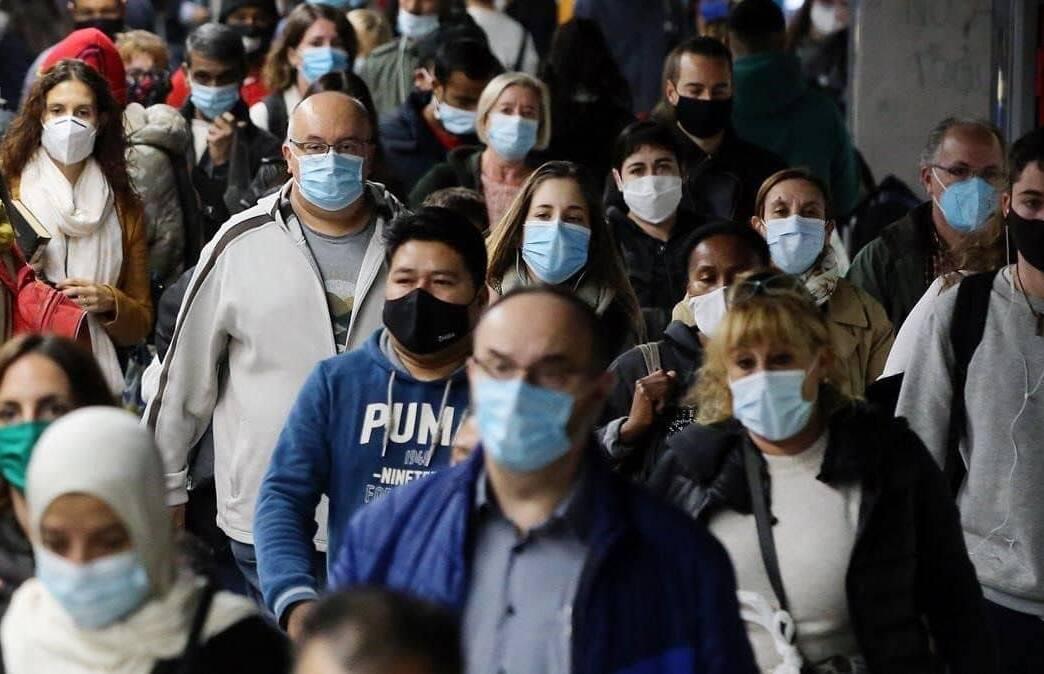 ESTUDIO: Hasta 10% de probabilidad de reinfección y no infectados con 5 veces más riesgo de contagio