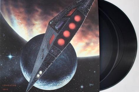 convextion 2845 album