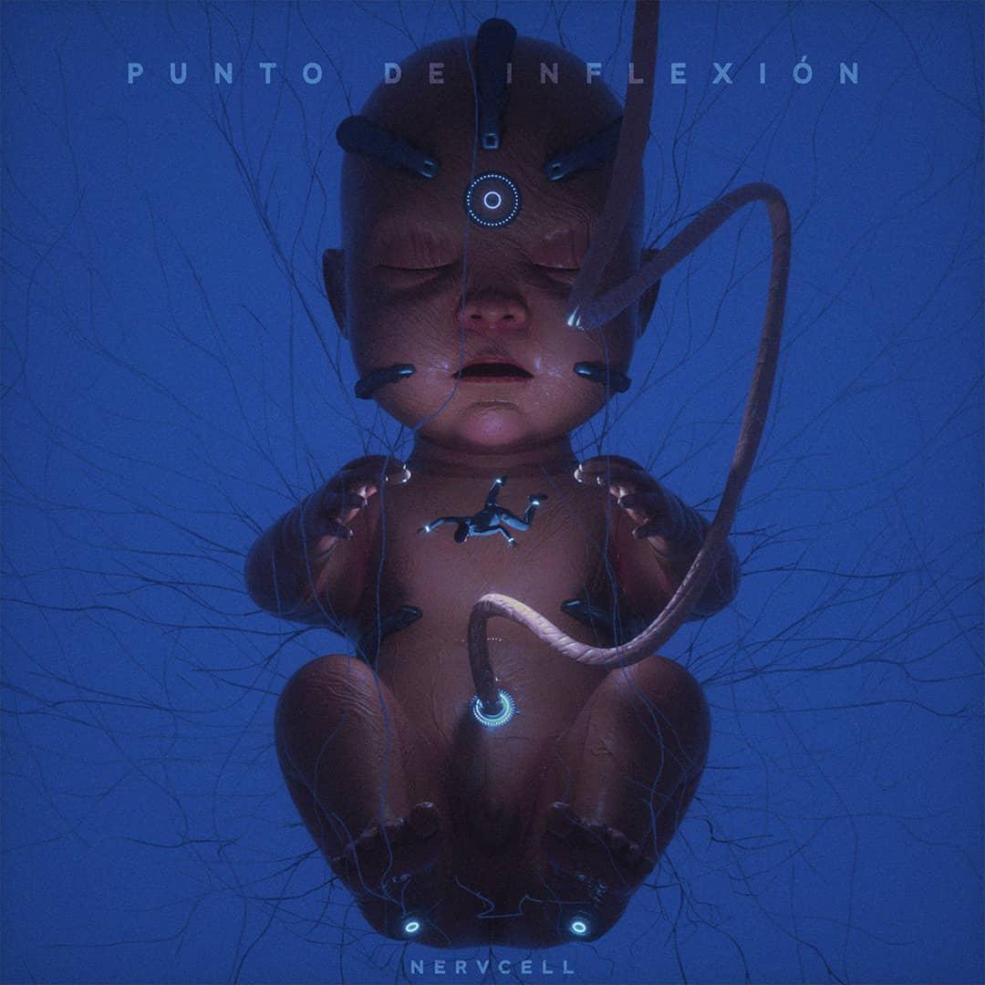 Nervcell presenta su nuevo álbum llamado 'Punto de Inflexión'