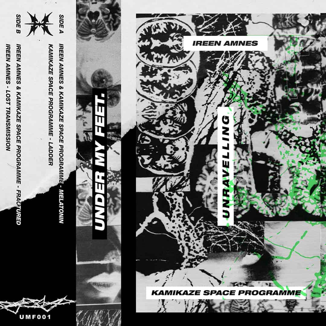 El evento en vivo y colectivo artístico de Londres 'Under My Feet' lanza sello discográfico