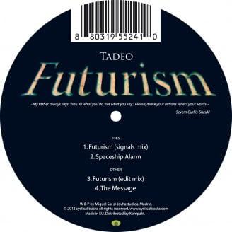 Tadeo presenta Futurism