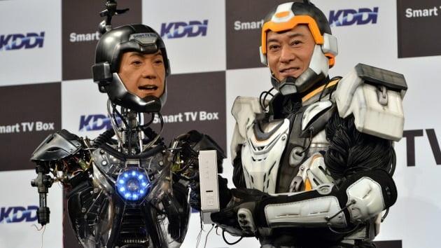 d4a38364e420c1e2129fc4f0fda23de4 article Robots armados con electrochoque, cerca de ser una realidad