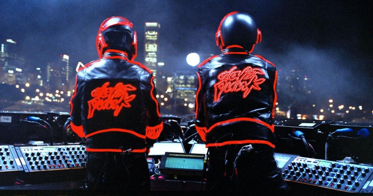 El Trailer de la nueva película de Daft Punk: Unchained