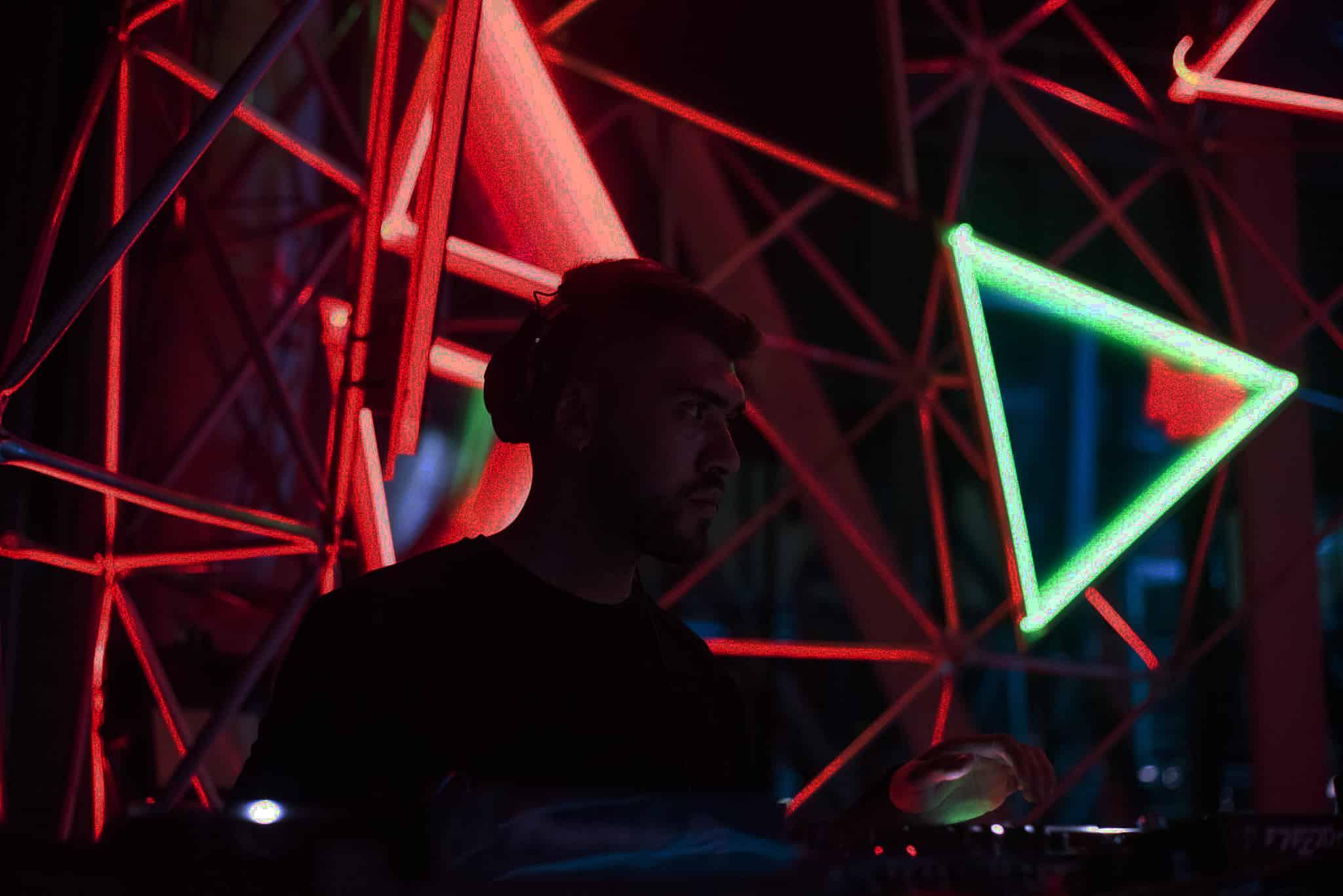 Escucha el nuevo álbum de Darkduction 'Mushrooms'