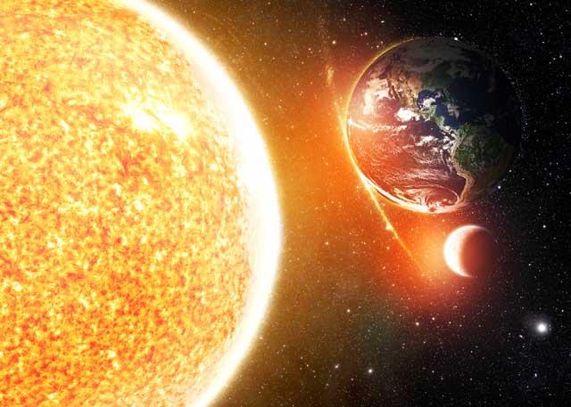Los astrofísicos predicen que el Sol quemará la Tierra