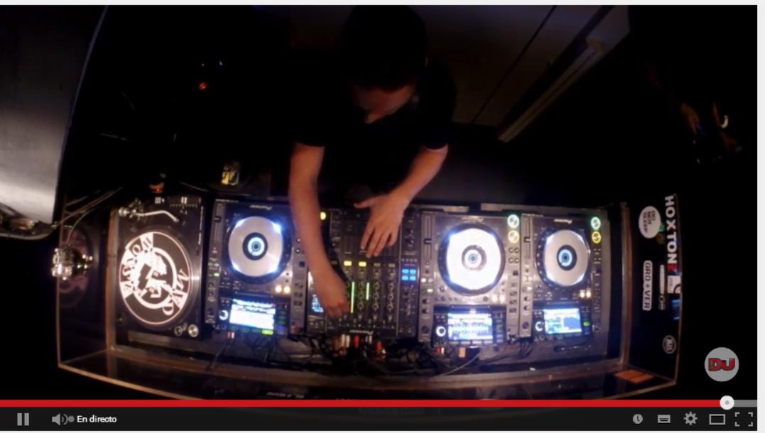 Check ALEXI DELANO LIVE right now in DJ Mag LDN