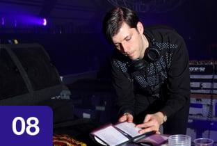 dj dixon Top DJs of 2011 según Resident Advisor